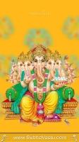 Ganesha Mobile Wallpapers_286