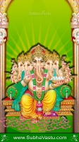 Vinayaka Mobile Wallpapers_408