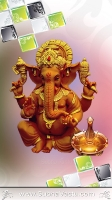 Vinayaka Mobile Wallpapers_410
