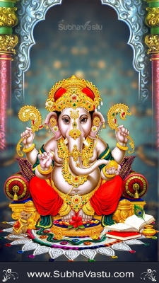 Ganesha Mobile Wallpapers_1449