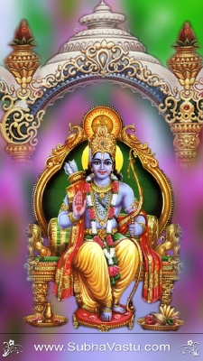 Lord Srirama Mobile Wallpapers_965
