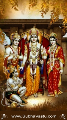 Lord Srirama Mobile Wallpapers_968