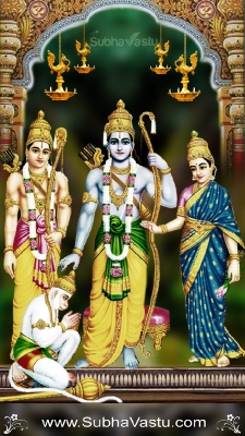 Lord Srirama Mobile Wallpapers_975