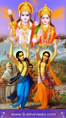 Lord Srirama Mobile Wallpapers_981