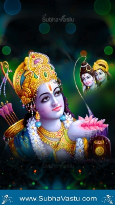 Lord Srirama Mobile Wallpapers_984