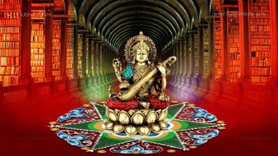 1280X720 Saraswathi Wallpapers_301