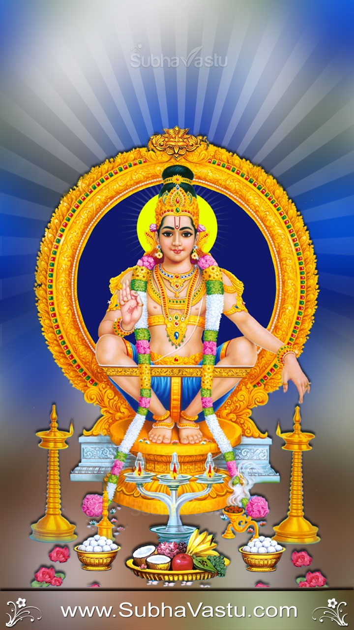 Lord Ayyappa Mobile Wallpapers 133