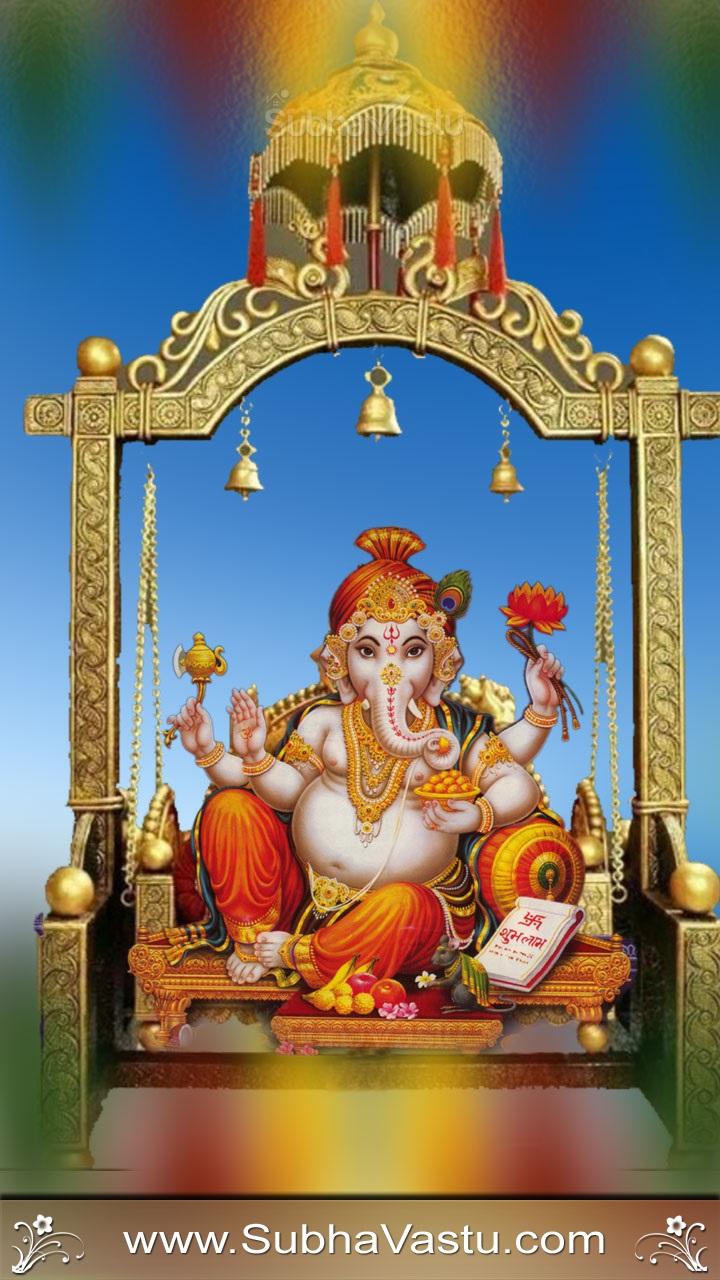 Ganesh MOBILE Wallpaper 686
