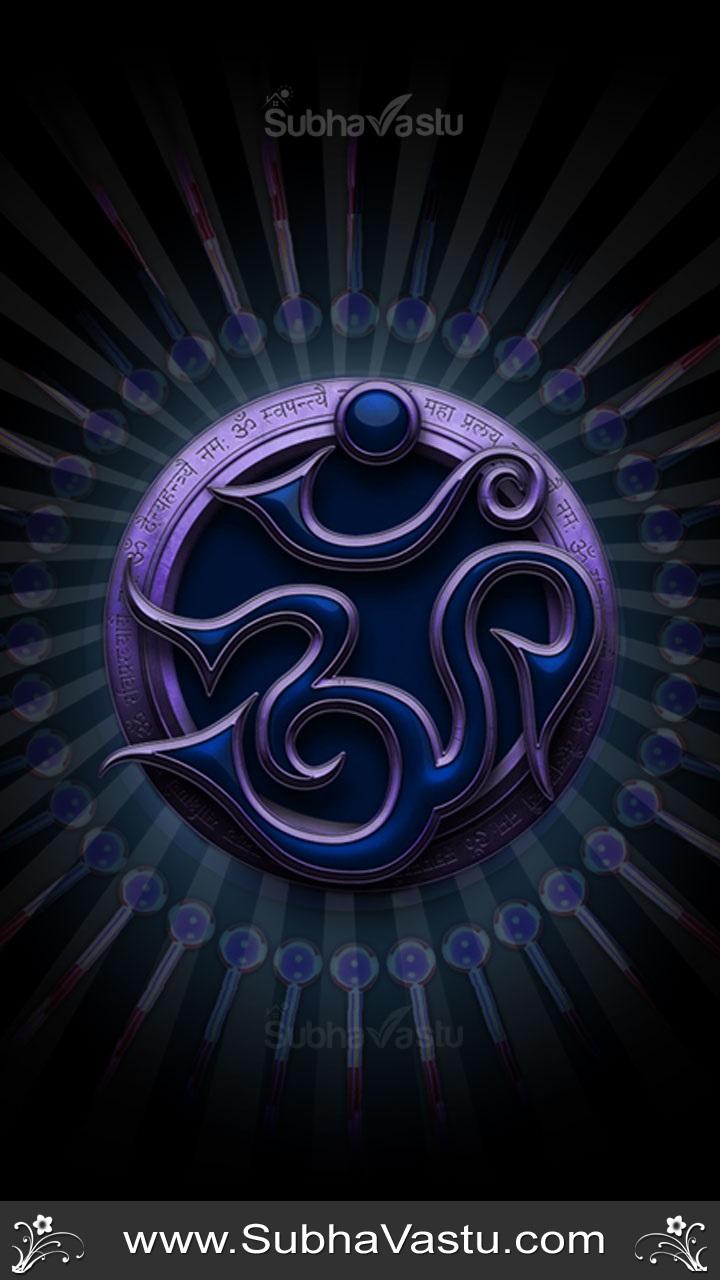 subhavastu - spiritual god desktop mobile wallpapers - category: om