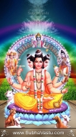 Dattatreya Mobile Wallpaper_75