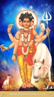 Lord Dattatreya Mobile Wallpapers_71
