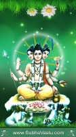 Lord Dattatreya Mobile Wallpapers_93
