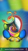 Ganesh MOBILE Wallpaper_703