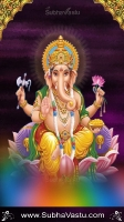 Ganesha CellPhone Wallpapers_2