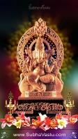 Ganesha CellPhone Wallpapers_5