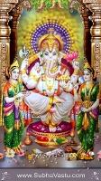 Ganesha Mobile Wallpapers_1312