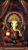 Ganesha Mobile Wallpapers_1321