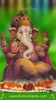 Ganesha Mobile Wallpapers_1348