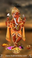 Ganesha Mobile Wallpapers_1356