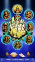 Ganesha Mobile Wallpapers_1385
