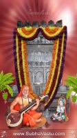 Raghavendra Swamy Mobile Wallpaper_552