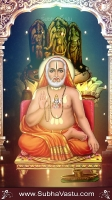 Raghavendra Swamy Mobile Wallpaper_553