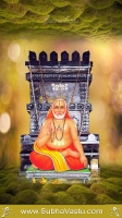 Raghavendra Swamy Mobile Wallpaper_557