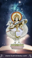 Saraswathi Matha Mobile Wallpapers_527