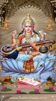 Saraswathi Mobile Wallpapers_480