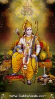 Lord Srirama Mobile Wallpapers_857