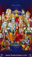 Lord Srirama Mobile Wallpapers_986