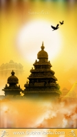 Hindu Temples Mobile Wallpaper_112