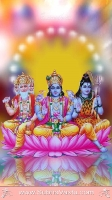 Trimurthi Mobile Wallpapers_90