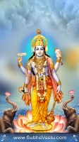 Lord Vishnu Mobile Wallpaper_394