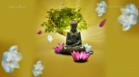 1280X720 Buddha Desktop Wallpapers_157