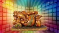 1280X720-Ganesha Desktop Wallpaper_1456