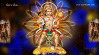 1280X720-Hanuman Desktop Wallpaper_354