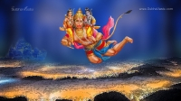 Hanuman Desktop Wallpapers_316