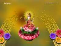 1024X768-Lakshmi Wallpapers_342