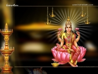 1024X768-Lakshmi Wallpapers_353