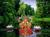 1024X768-Lakshmi Wallpapers_355