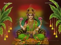 1024X768-Lakshmi Wallpapers_358