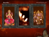 1024X768-Lakshmi Wallpapers_60