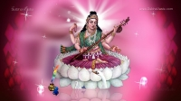 Maa Saraswathi Desktop Wallpapers_311